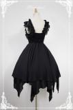 Neverland -Undead ballet- Halloween Gothic JSK Jumper Skirt Dress