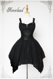 Neverland -Serenade of The Dead- Halloween Gothic JSK Jumper Skirt Dress