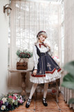 Sika Lolita -The Sacred Cross- Lolita Accessories(Headbow and Beret)