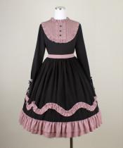 Mousita -Caramel Macchiato- Sweet Lolita OP One Piece Dress