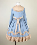 Mousita -Caramel Macchiato- Sweet Lolita OP One Piece Dress