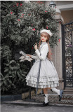 Doris Night -Classic College Long Sleeve Lolita Blouse