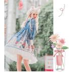 Baduoni -Dorney Rabbit's Hand Letter- Sweet Lolita OP One Piece Dress