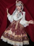 Mita -Meow Charm- Sweet Lolita Salopette