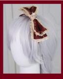 Mita -Meow Charm- Sweet Lolita Headbow