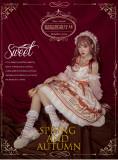 Mita -Meow Charm- Sweet Lolita OP One Piece Dress