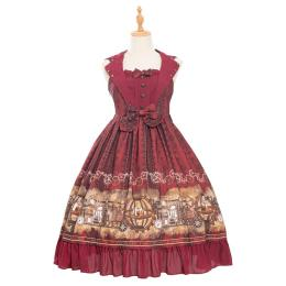 Magic Tea Party -Mechanical Time- Classic Lolita JSK Jumper Skirt Dress