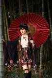 Fantastic Wind -Peony- Lolita Blouse