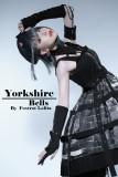 Foxtrot Lolita -Yorkshire bells- Gothic Lolita Handcuff and Armband