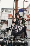Foxtrot Lolita -Yorkshire bells- Gothic Lolita JSK Jumper Skirt Dress