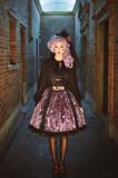 Miss Point -Halloween Gothic Punk Lolita Skirt