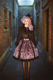 Miss Point -Gothic Punk Lolita Blouse