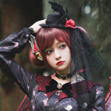Miss Point -Lolita Headdress