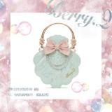 Berry Q -Sweet Lolita Shell Shaped Crossbody Handbag
