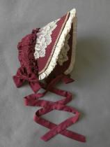 Henrietta -Victoria doll- Lolita Bonnet