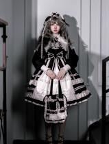 Sweety Honey -lovely Elva Doll- Sweet Lolita OP One Piece Dress