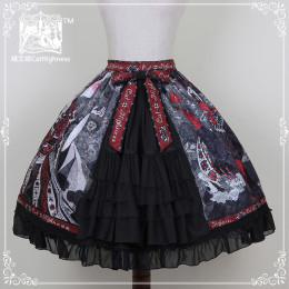 CatHighness -The Shape of Witch- Lolita Skirt