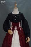 Miss Point -Mrs Jennifer- Vintage Classic Lolita Blouse(2 Version)