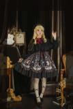 Milu Orig - Sweet Lolita JSK and Cape