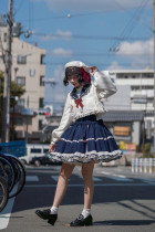 Sailor Lolita Jacket and Skirt