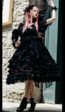 Swan Lake Gothic Lolita Full Set