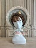 Alice Girl -The Camellia- Lolita Bonnet and Neckbow
