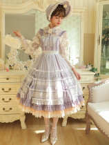 Alice Girl -The Camellia- Classic Lolita Jumper Skirt Dress