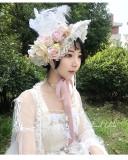 Secret Garden in Midsummer Lolita Accessories