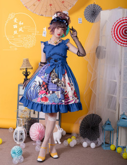 Magic Tea Party -Wa Alice- Wa Lolita JSK