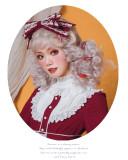 Eieyomi -Miss Lolita- Lolita Headbow