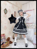 Neverland -Bisque Doll- Sweet Lolita JSK and Cape