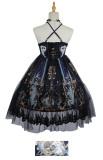 Yinluofu -God Redemption- Gothic Lolita JSK