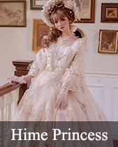rococo hime princess lolita
