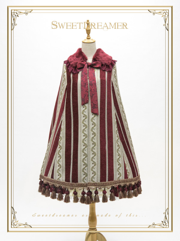 Sweet Dreamer - Classic Vintage Lolita Cape