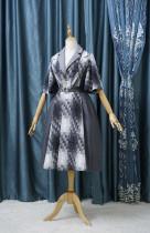 Fantastic Wind -Mosaic- Classic Vintage Lolita Long Coat