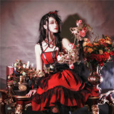 Milu Orig - Halloween Gothic Lolita JSK