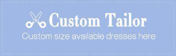 custom tailor dresses