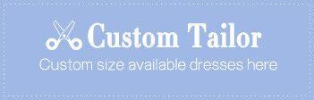 custom tailor dresses
