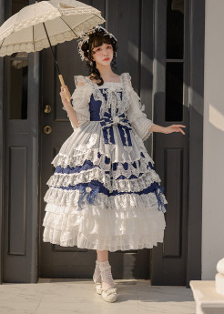 Little Dipper -Colorful Dream- Hime Princess Lolita JSK