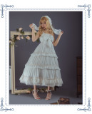 Susin -Andrea- Lolita High Waist Jumper Skirt Dress