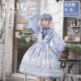 ZJ Story -Jewel Rabbit- Lolita Blouse