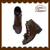 Little Dipper - 3cm Heel Ankle Length Lolita Boots