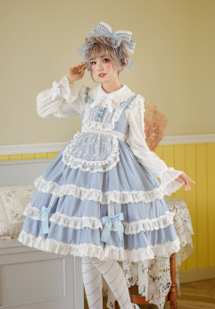 Little Dipper -The Olivia- Sweet Lolita JSK(Version I)