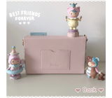The Camera Sweet Pink Lolita Crossbody Bag