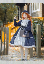 Withpuji - Casual Lolita OP Dress