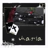 Yidhra -Maria- Overknee Gothic Lolita Stocking for Spring