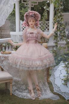 Miracles -Dolly Rose- Sweet Lolita JSK