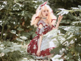 Unideer -Lost Alice- Sweet Casual Lolita JSK