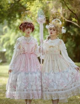 Little Dipper -Marine Perfume- Classic Normal Waist Lolita JSK