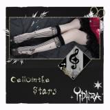 Yidhra -Stardust Cello- 40cm Long Shank Length Lolita Socks for Summer